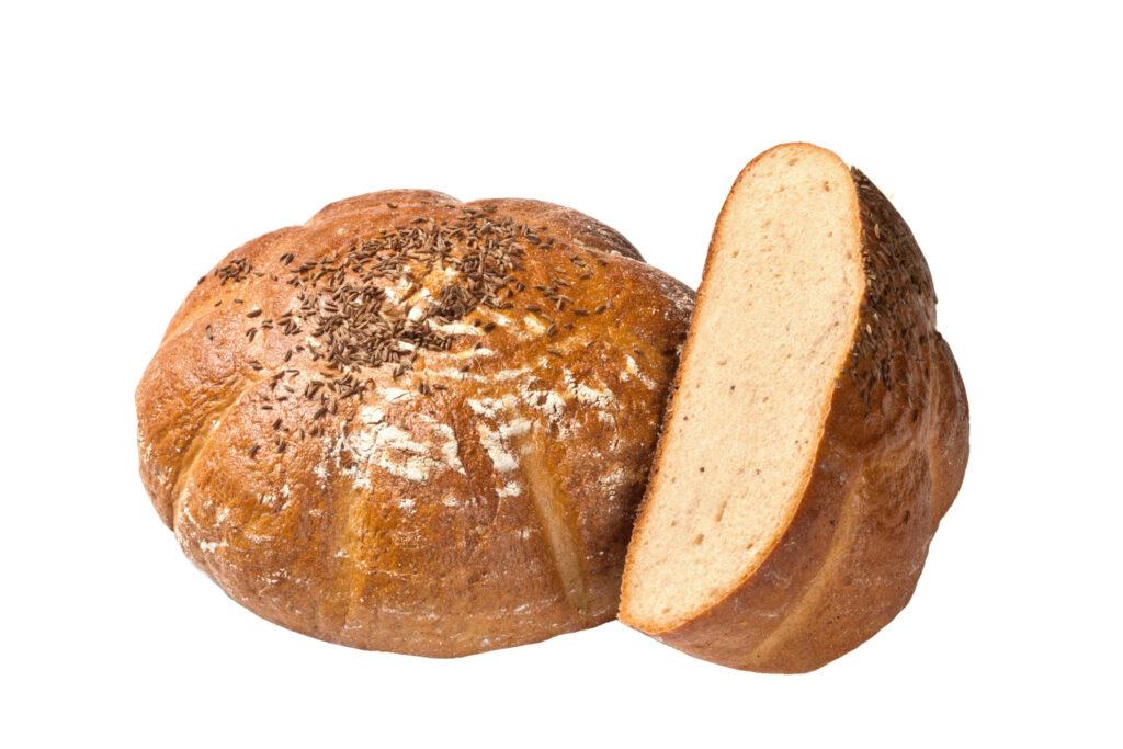 Chléb kladenský klas kulatý