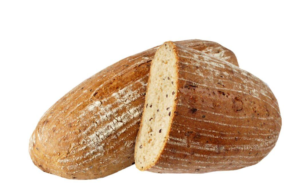 Chléb vícezrnný s cibulí