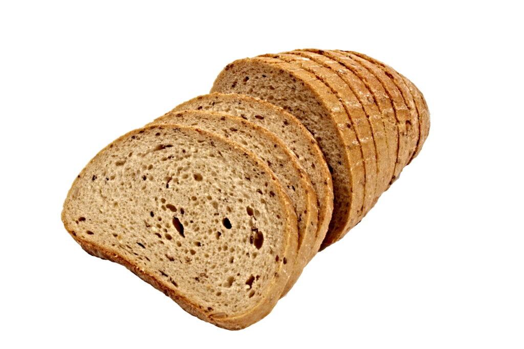 Chléb kladenský klas vícezrnný krájený bal.