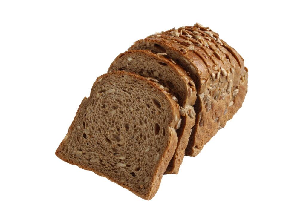 Chléb slunečnicový krájený bal.
