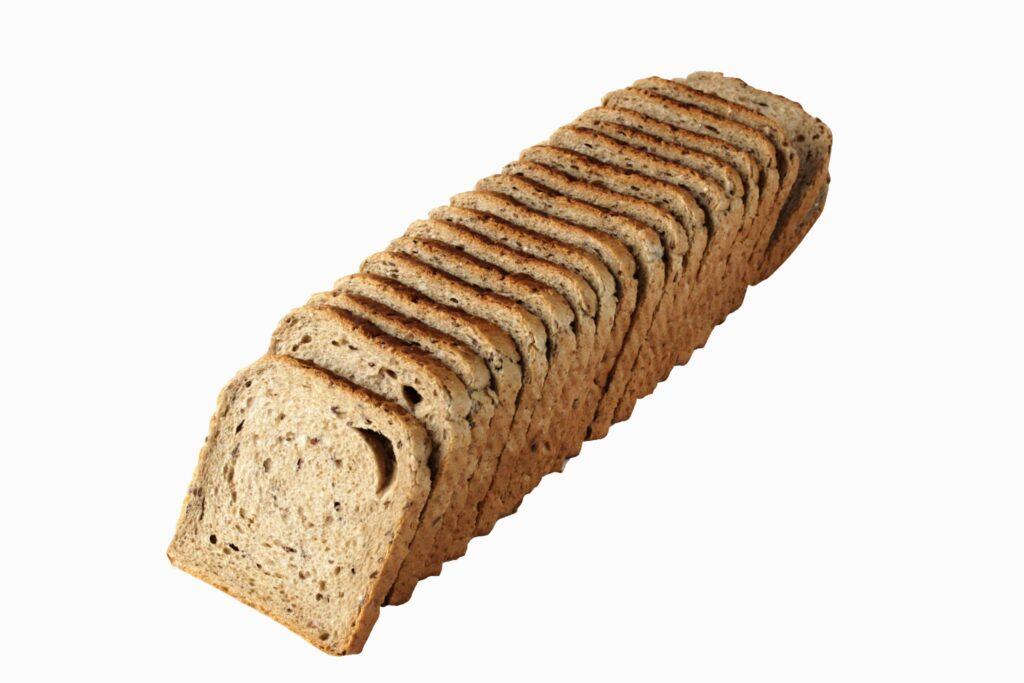 Chléb toustový tmavý Penam krájený bal.