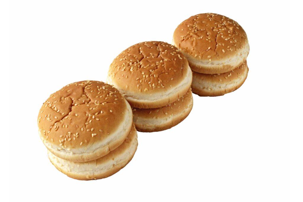 Hamburger syp. sezamem 6 ks á 50g bal.