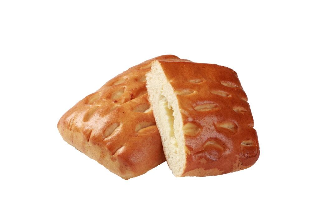 Mřížka máslová tvarohová