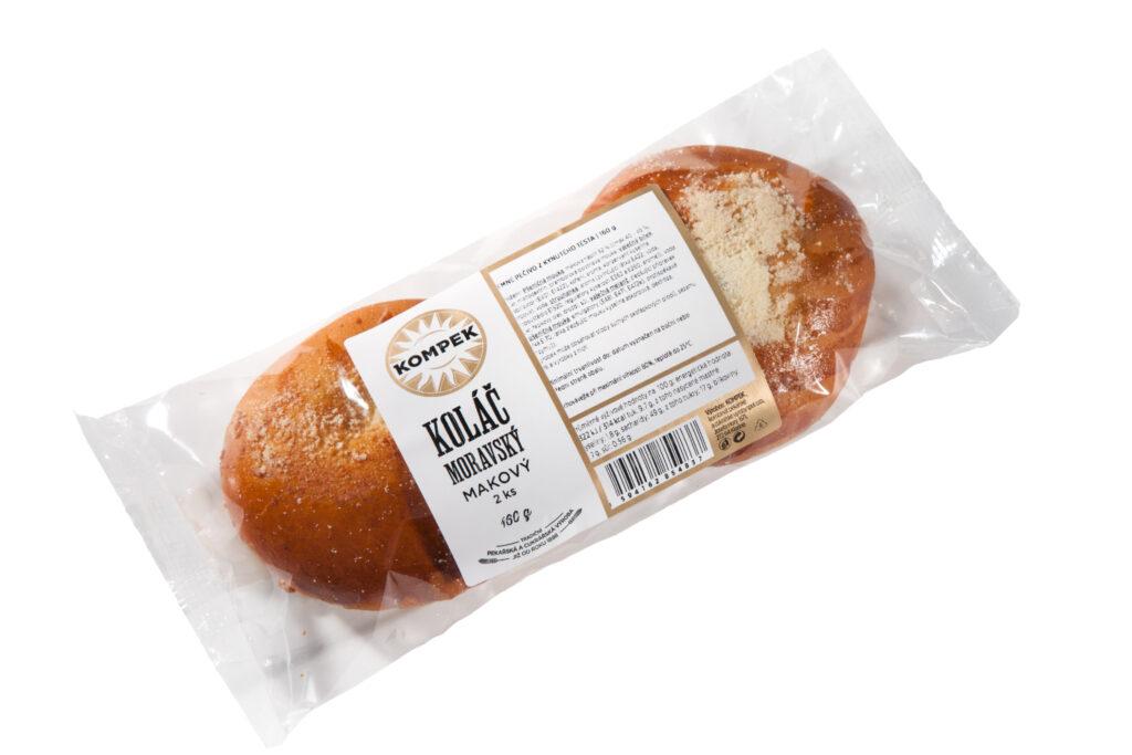 Moravský koláč makový 2 ks bal.