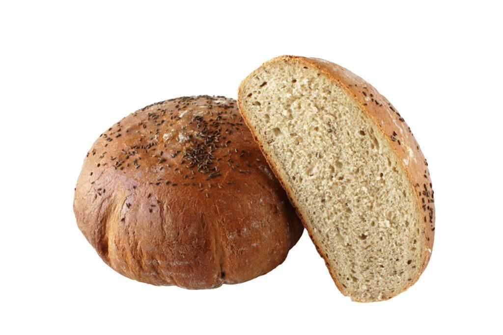 Chléb kněževeský kulatý